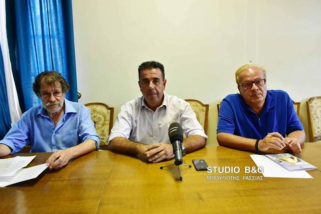 Μεγαλειώδεις οι εκδηλώσεις της Ναυτικής Ναυπλιάδας 2018 (βίντεο - πρόγραμμα)