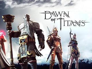 Dawn Of Titans Apk Mod v1.15.1 Mega Mod Update + Data All GPU