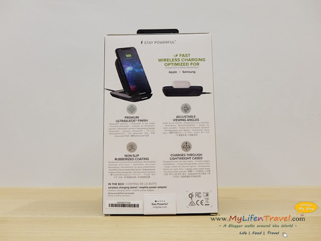 Mophie wireless charging stand