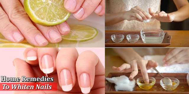 Nail Whitening Tips | Healthy Nail Growth and Whitening | Nail Home Remedies