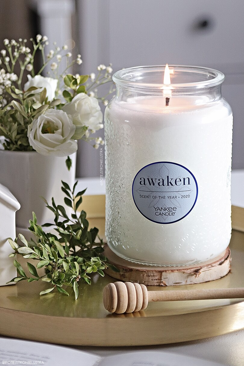 yankee candle awaken zapach roku 2020