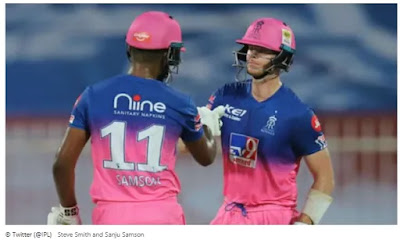 Samson and Smith look to Rajasthan to win a record-breaking clash with CSK