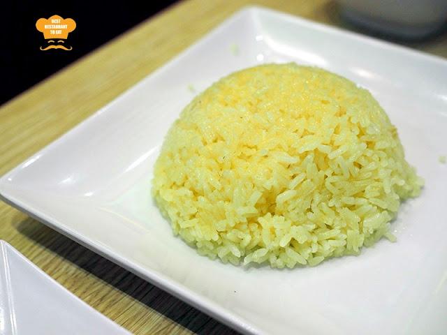 The Chicken Rice Shop - Chicken Rice