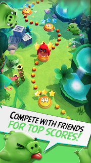Download Angry Bird Action v2.6.2 Apk Screenshot 4