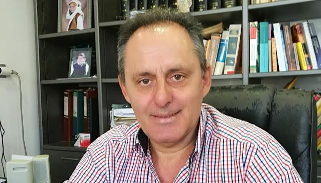Ανακοίνωση παραίτησης του Αντώνη Ντέμου από μέλος του ΠΥΣΠΕ Αργολίδας