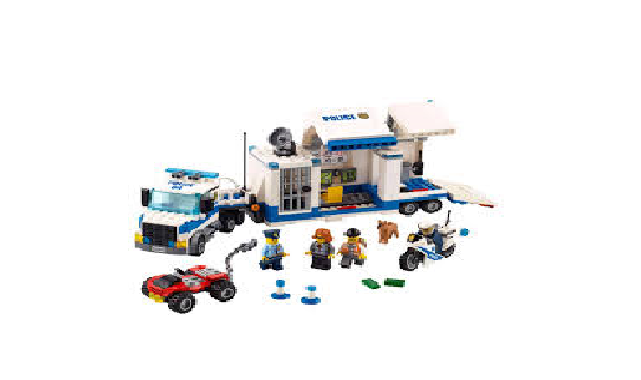 Lego Stopped Marketing Police Kits for #BlackoutTuesday