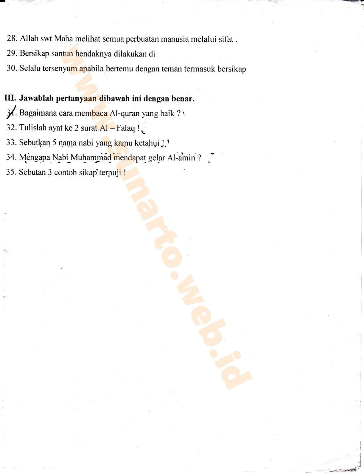 Pendidikan Agama Islam Semester 2 Kelas 2 Smk Halaman 181