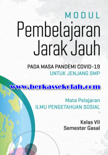 Modul PJJ IPS SMP Kelas 7 Semester Gasal (1)