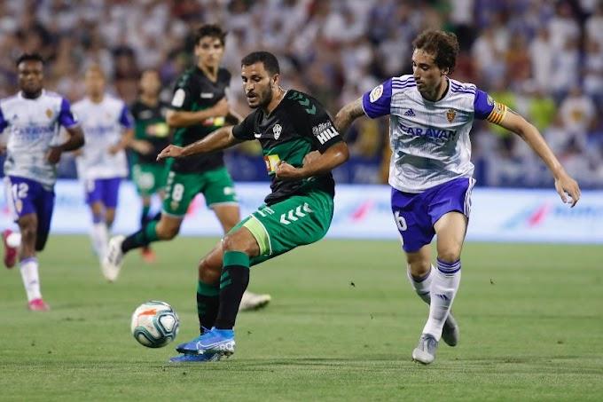 Real Zaragoza vs Elche Prediction, Team News and Odds