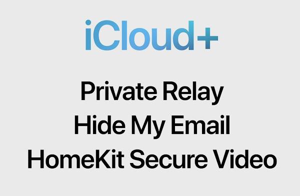 iCloud+ 特徴