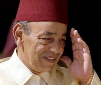 سبط الرسول الأمين مولاي أمير المؤمنين الحسن الثاني رحمه الله  بأني أمجاد الأمة الإسلامية