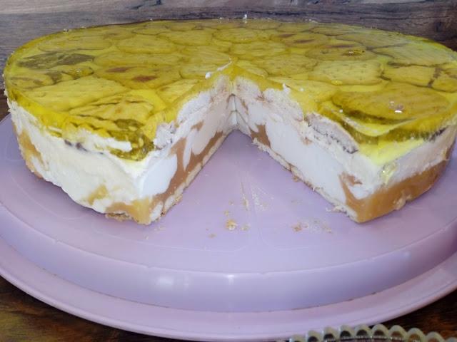 laciaty sernik na zimno sernik na zimno z brzoskwiniami ciasto na zimno z brzoskwiniami sernik na herbatnikach sernik z galaretka sernik na zimno zebra sernik marmurkowy