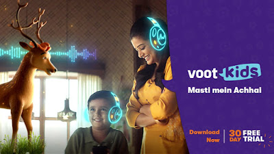 Downloading Voot application for Android