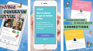 OkCupid App smartphone