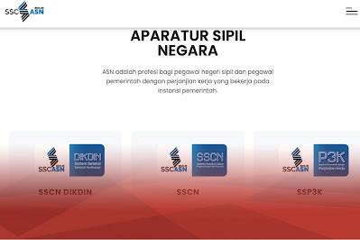 Permudah Pendaftaran Seleksi ASN 2021, Inilah Sejumlah Fitur Baru Portal SSCASN