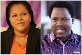 BREAKING NEWS: Popular WARRI Prophet, OWOMOWOMO Of MercyTV storms SCOAN to pay condolences to TB Joshua Family, Let Love Lead