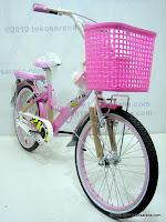 3 City Bike UNITED NOBIET 20 Inci