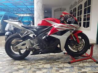 Jual moge Cbr 600 2012 full paper pajak panjanh