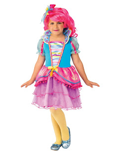 Candy Queen Child Costume
