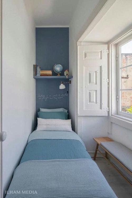 Deco Bilik Tidur Rumah Flat Desainrumahid Com