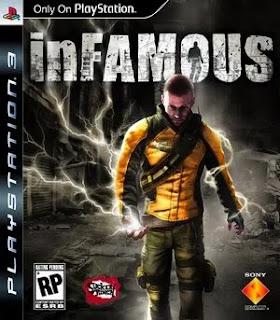 Infamous PS3 Torrent