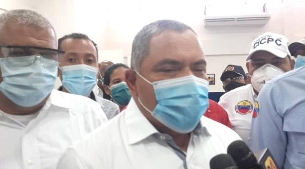 """ADOLFO PEREIRA: """"EN MARZO INCIAN LOS TRABAJOS DE LA SALA DE HEMODIÁLISIS EN CARORA"""
