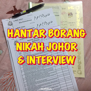 Info Prosedur Nikah Johor
