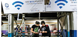 Indian Railways Offering 34 Mbps WiFi Internet For 85 Paisa/GB At 4000 Railway Stations; 30 Mins Are Free