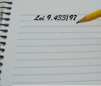 Correção de questões da Lei 9.433/97