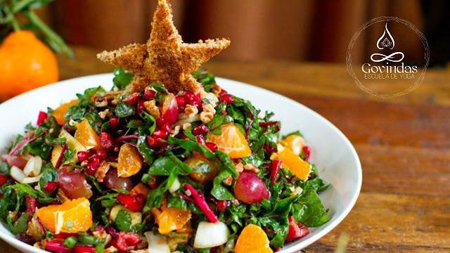 Aprende y comparte deliciosas recetas veganas para esta navidad 🎄