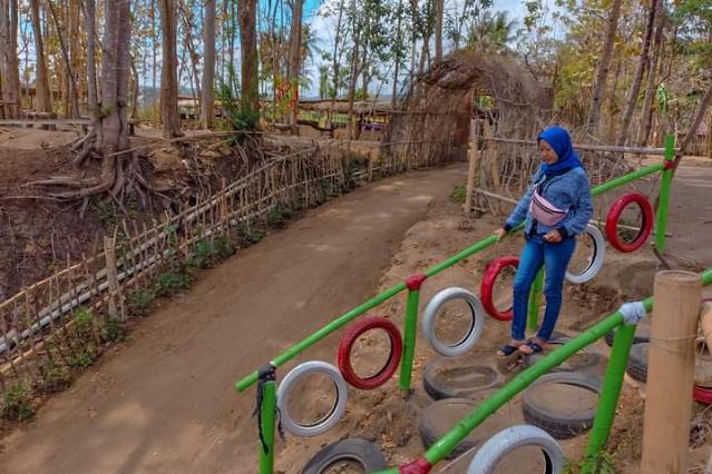 Taman wisata air kedhung asri