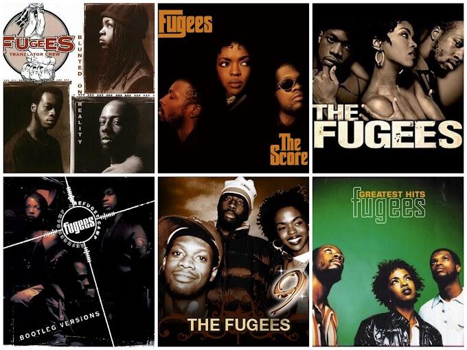 Fugees | Discografía | Mediafire | 1994-2007 |