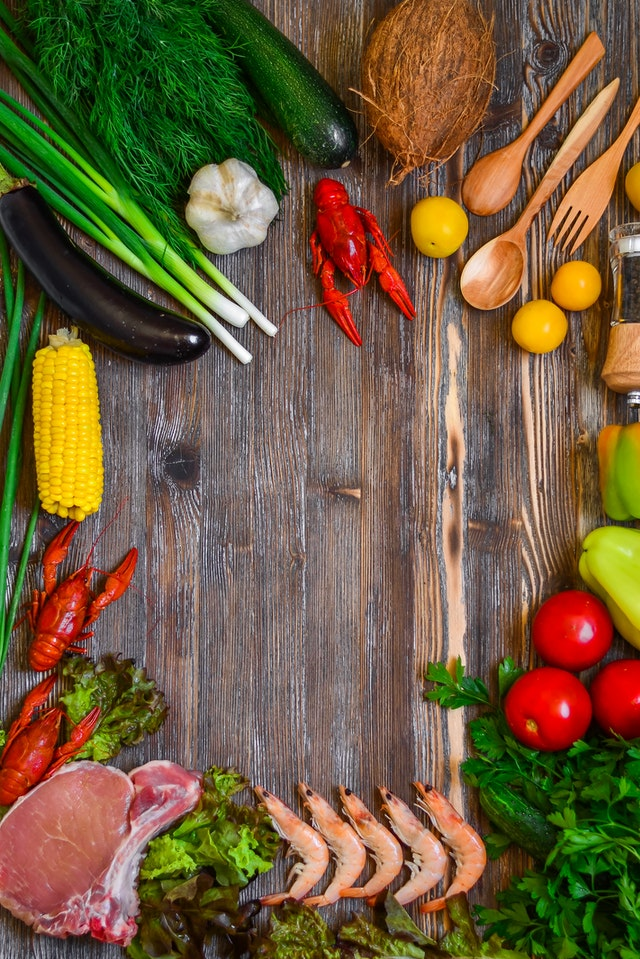 what foods are in season in june?