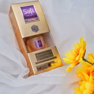 Review Produk : Safi Age Devy - Skincare natural halal dan teruji