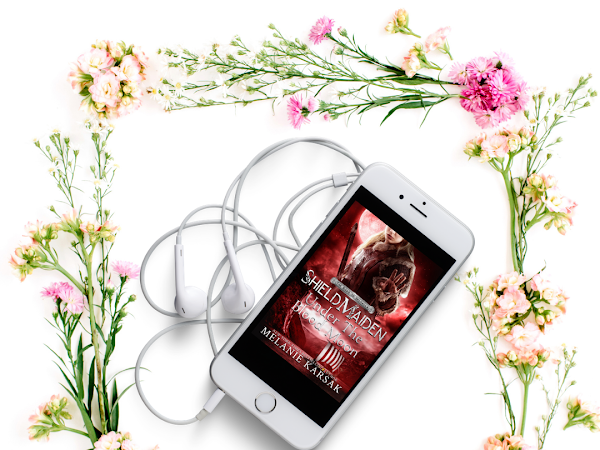 Shield-Maiden: Under the Blood Moon Now Available On Audiobook!