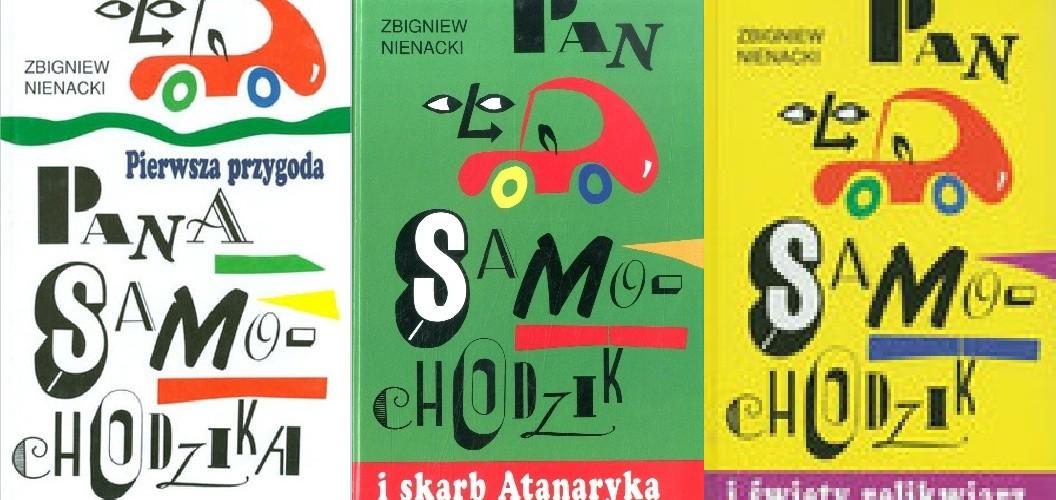 Pan Samochodzik - Zbigniew Nienacki