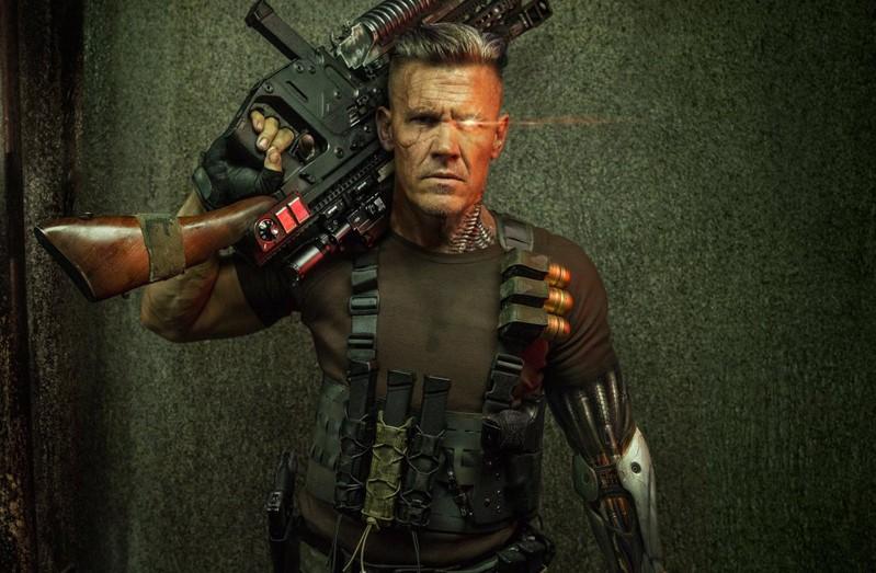 Deadpool 2 | Josh Brolin aparece como Cable em novas imagens da sequência