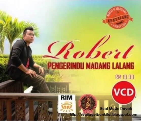 Album Pengerindu Madang Lalang by Robert review