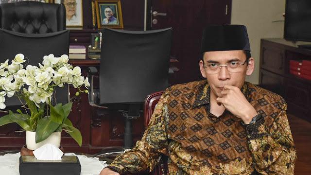 Wawancara dan Penjelasan TGB Soal Dukungannya untuk Jokowi