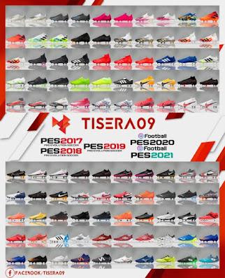 PES 2021/PES 2020/PES 2019 Bootpack by Tisera09