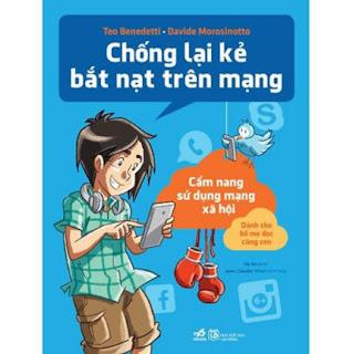 Sách - Chống lại kẻ bắt nạt trên mạng ebook PDF EPUB AWZ3 PRC MOBI