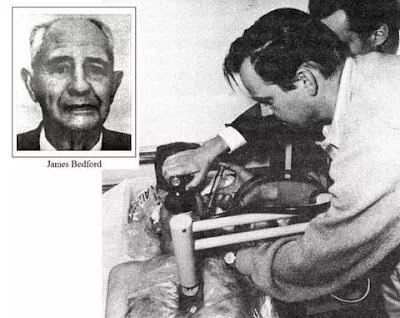 جسد جيمس بيدفورد