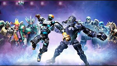 لعبة Real Steel World Robot Boxing جديد 2020 معدلة للاندرويد اخر اصدار