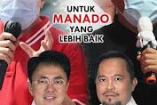 RS Ajak Warga Kota Manado, Datang Ke TPS Memberikan Hak Suara