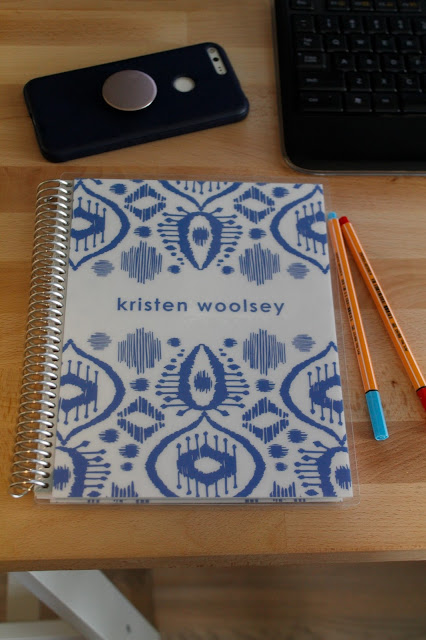 Erin Condren Coiled Notebook