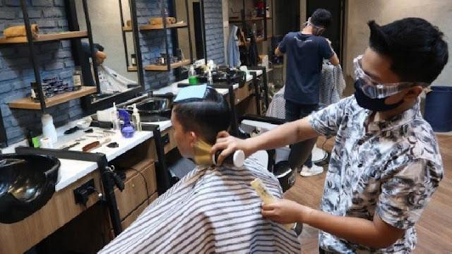 Peluang Usaha Pangkas Rambut Pria dan Analisanya