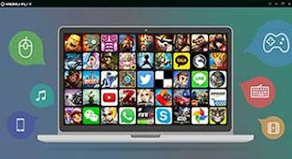 install WA di laptop dengan MEmu Play
