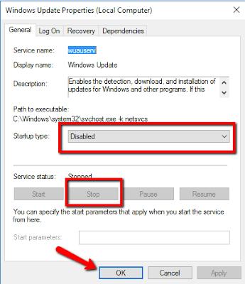 Cara Mematikan Update Otomatis Windows 10 dengan mudah
