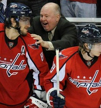 ab11850e6dd The Washington Capitals fire head coach Bruce Boudreau after what General  Manager George McPhee cites as Boudreau s poor performance over