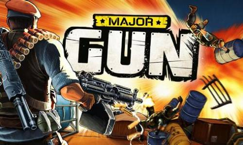 Game - Major GUN: War on terror v3.9.3 Apk mod money